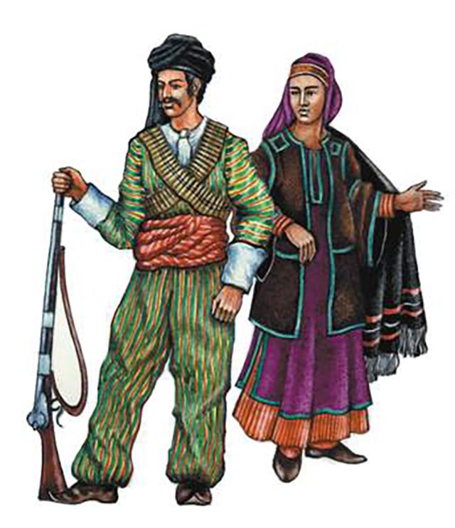Ассирийцы - один из самых древних народов на земле.