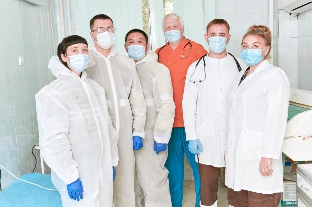 Благодаря слаженной и оперативной работе медицинского персонала удалось стабилизировать ситуацию.