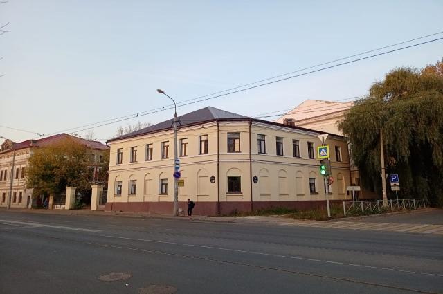 Здание приюта сохранилось до наших дней в Старо-Татарской слободе по ул. Тукая 89/14 на пересечении с ул. Ахтямова.