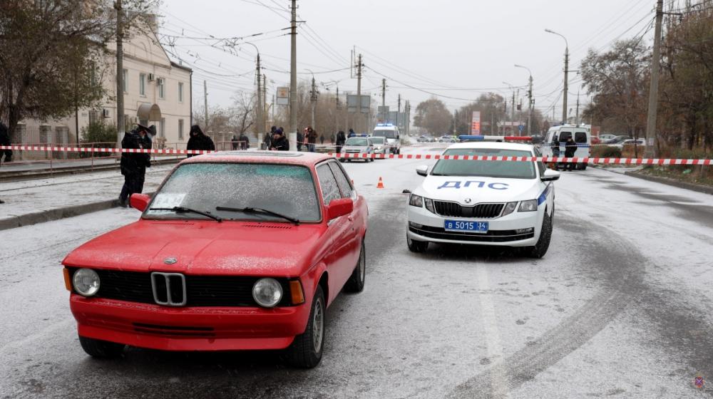 Водитель игнорировал требования полицейских.