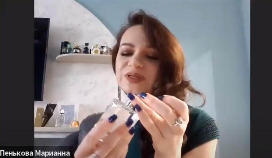 Марианна Пенькова.