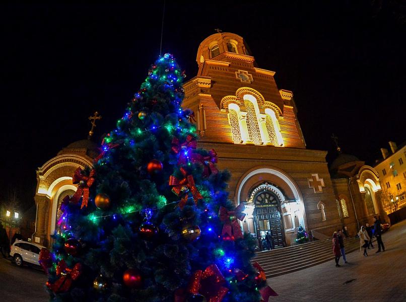 храм, Рождество