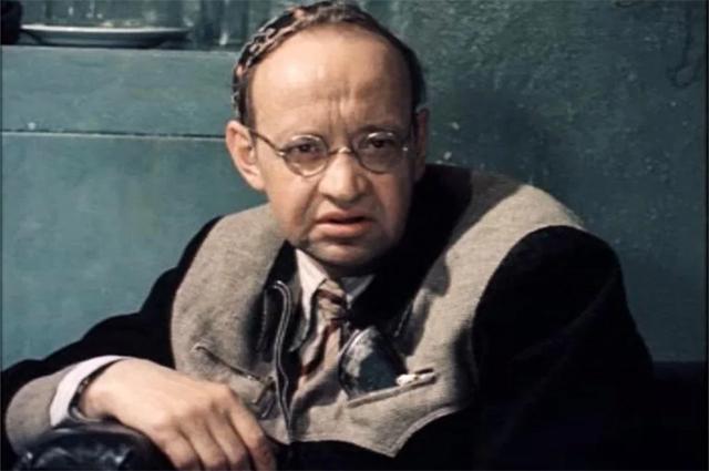 Лев Перфилов в фильме «Место встречи изменить нельзя», 1979 год.