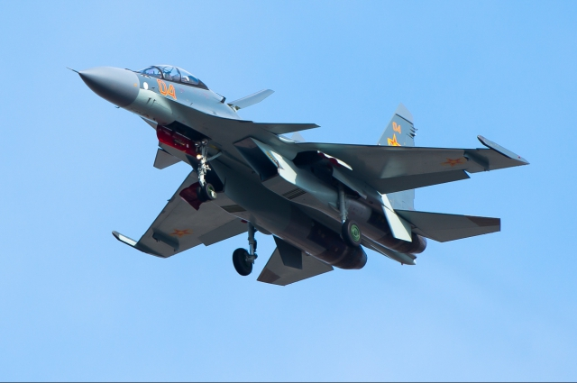 Самолеты были зафиксированы над Ласточкино близ Донецка