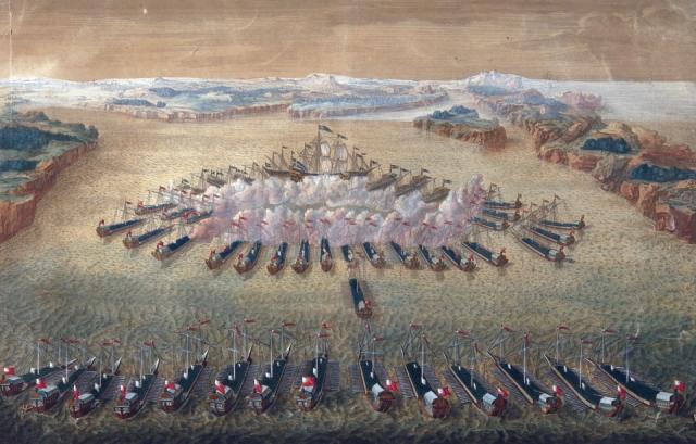 Гангутская победа 9 августа 1714 года стала вершиной карьеры адмирала Апраксина.