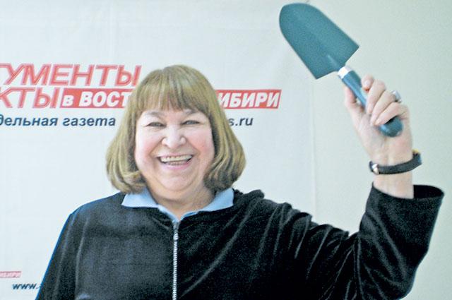 Валентина Кучина