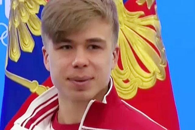 Семен Елистратов.