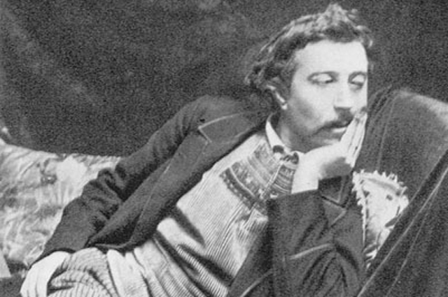 Поль Гоген, 1891 год.