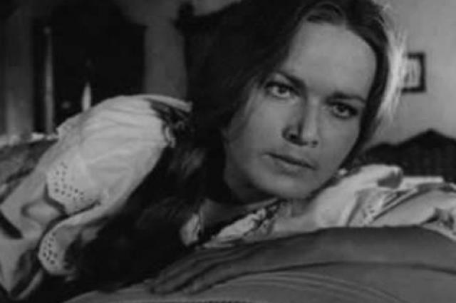 В «Угрюм-реке» Людмила сыграла роковую женщину – Анфису.