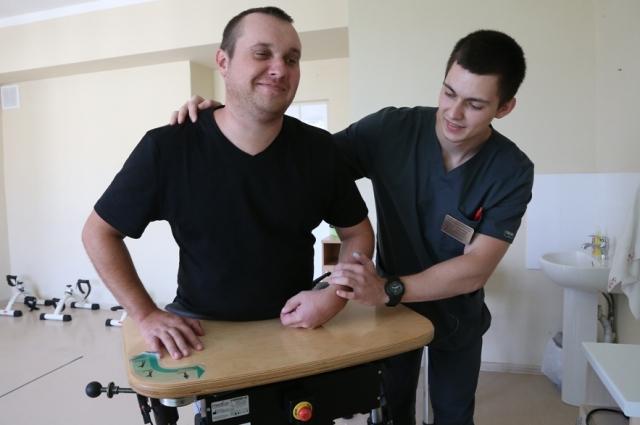 Реабилитация после инсульта.