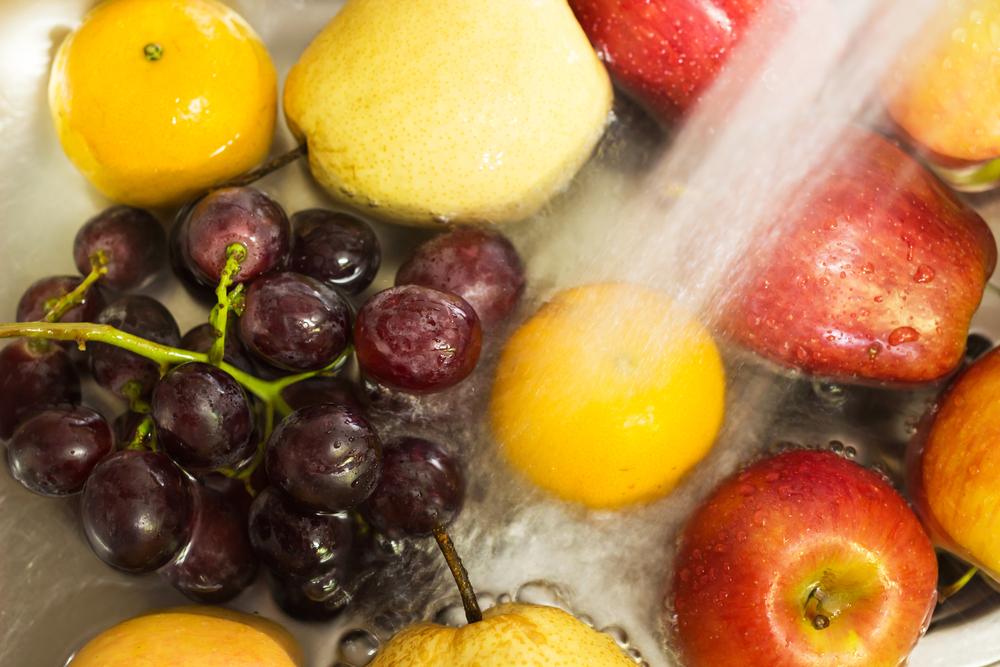 Импортные фрукты