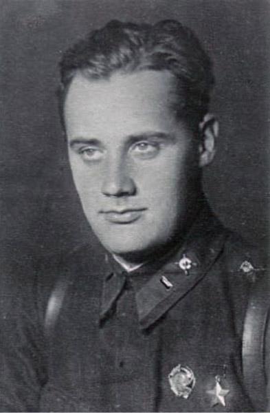 Арнольд Мери. 1941 г.