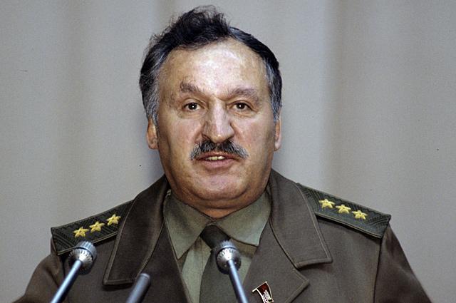 Альберт Макашов.