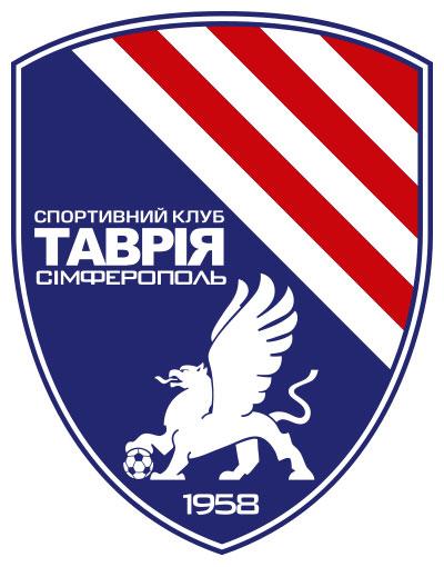 Эмблема ФК Таврия