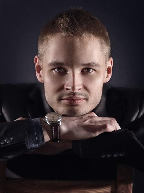 Архитектор Никита Маликов.