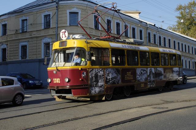 Трамвай Аннушка