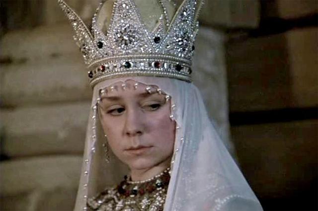 Царица Евдокия. «В начале славных дел», 1980 г.