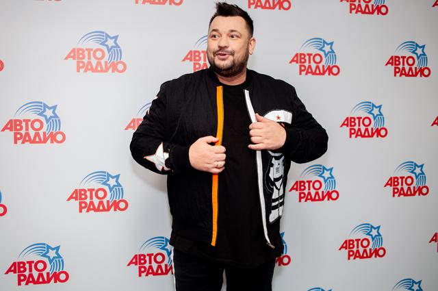 Гость из 90-х Сергей Жуков.