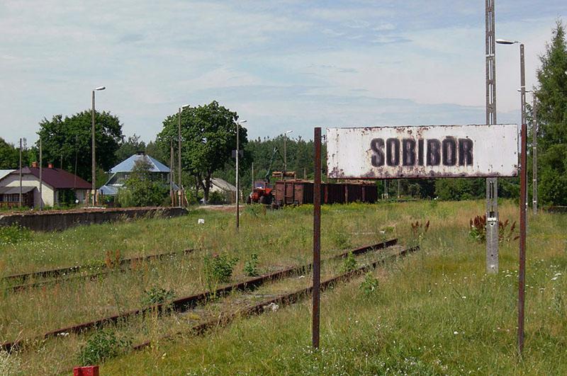 Концлагерь Собибор в Польше