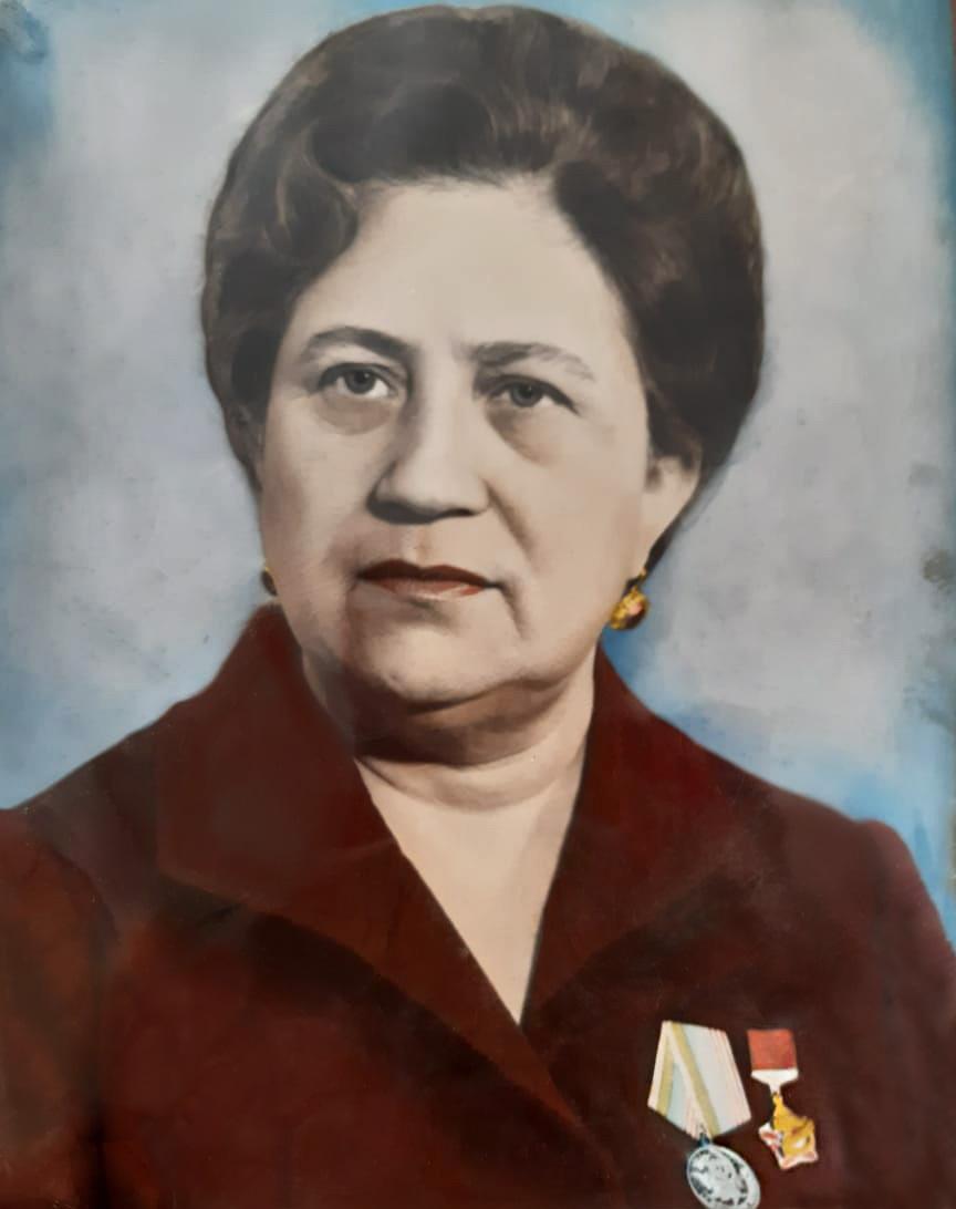 Мищенко (Мелешкина) Мария
