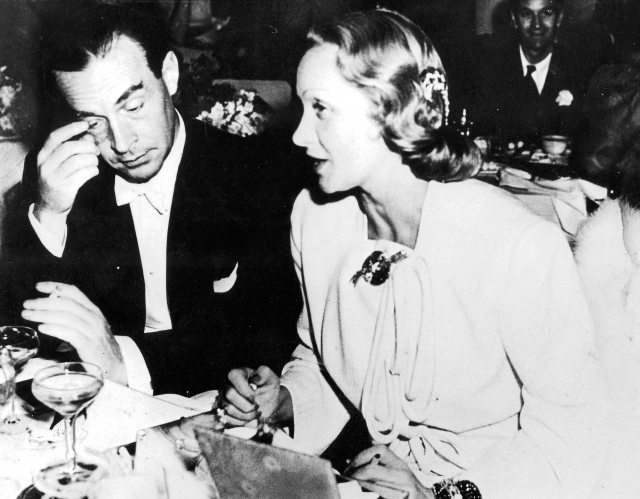 Эрих Мария Ремарк с Марлен Дитрих, 1939 год