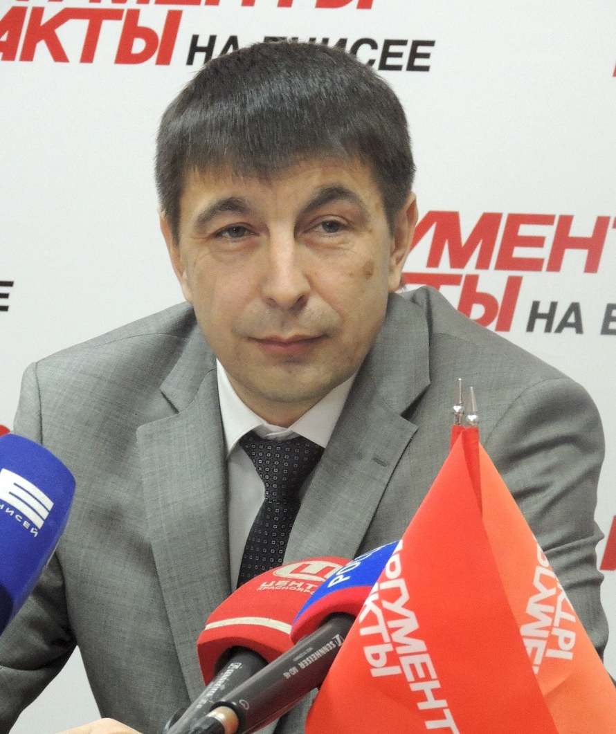 Сергей Шульгин.