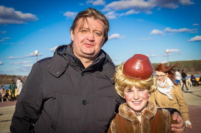 Алексей Козловский, создатель Сказочной карты России