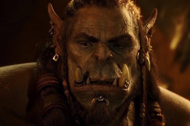 Тоби Кеббелл в фильме Warcraft.