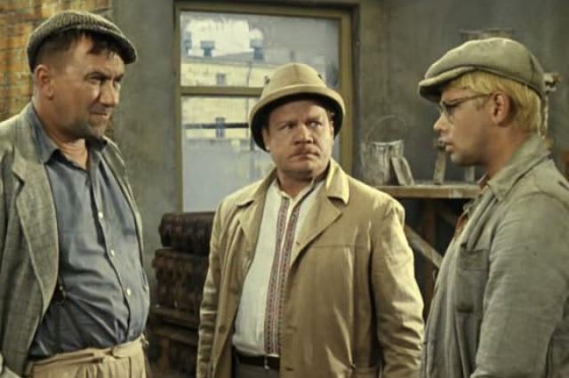 Комедия Леонида Гайдая стала в 1965 году лидером кинопроката в СССР.