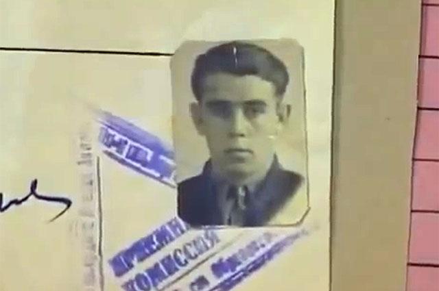 Студент Московского авиационного института Вячеслав Лукин.