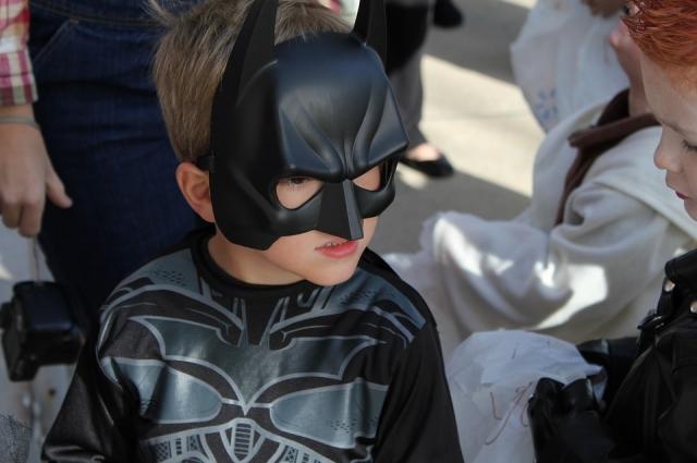 Костюм супергероя понравится любому мальчику.