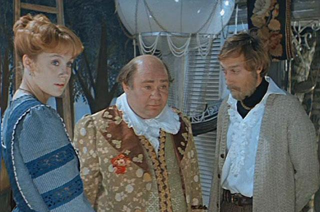 Кадр из фильма «Обыкновенное чудо», 1978 г.