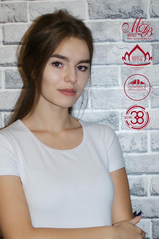 16. Елизавета Красносельских (Уссурийск)
