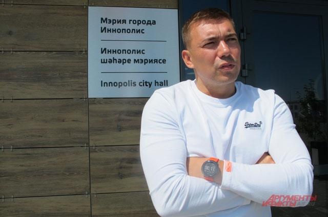 Руслан Шагалеев.