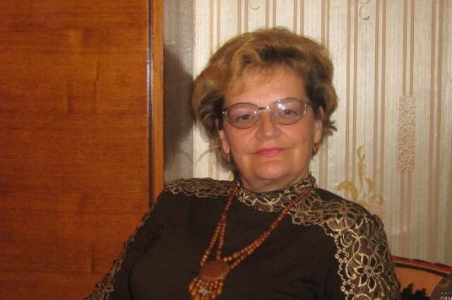 Маргарита Ароновна считает, что следователями лучше работать женщинам.
