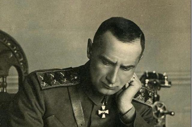 Военным делом занималось большинство Колчаков.