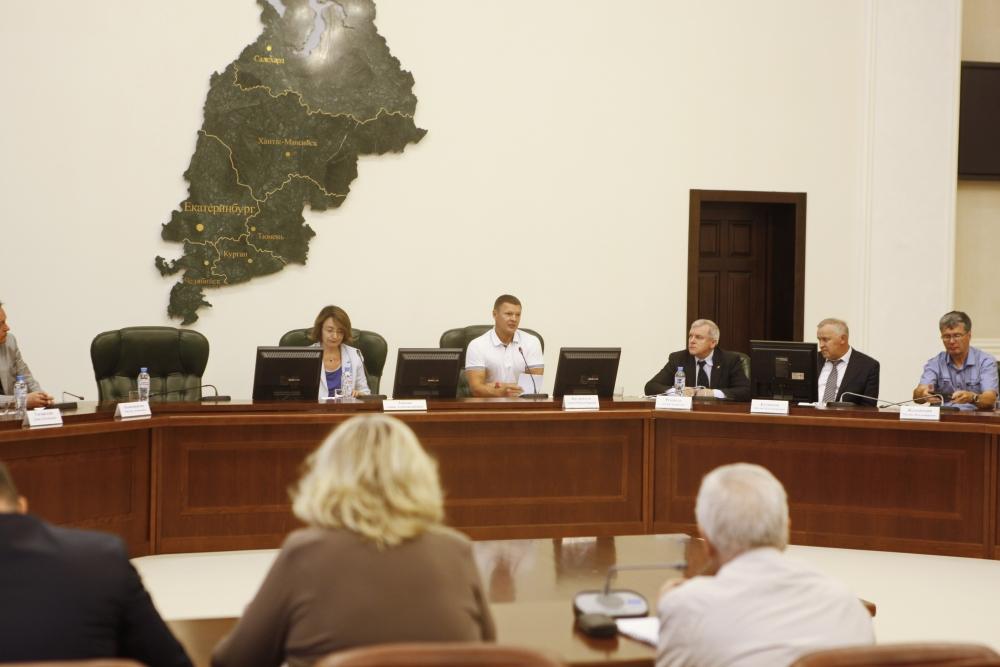 Совещание по экологии провёл советник полпреда президента РФ по УрФО на общественных началах Алексей Багаряков.