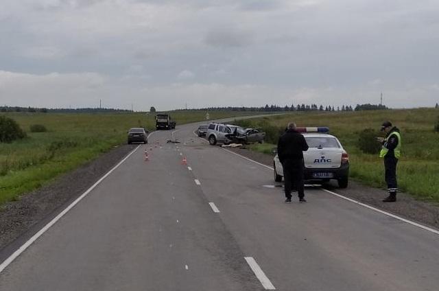 Авария произошла утром 5 августа.
