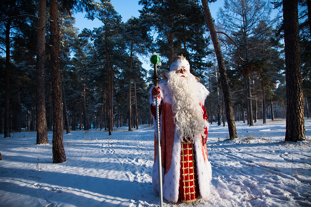 Новогодний праздник для всех горожан Дед Мороз устроит 25 ноября в 16:00 в парке имени Гагарина.