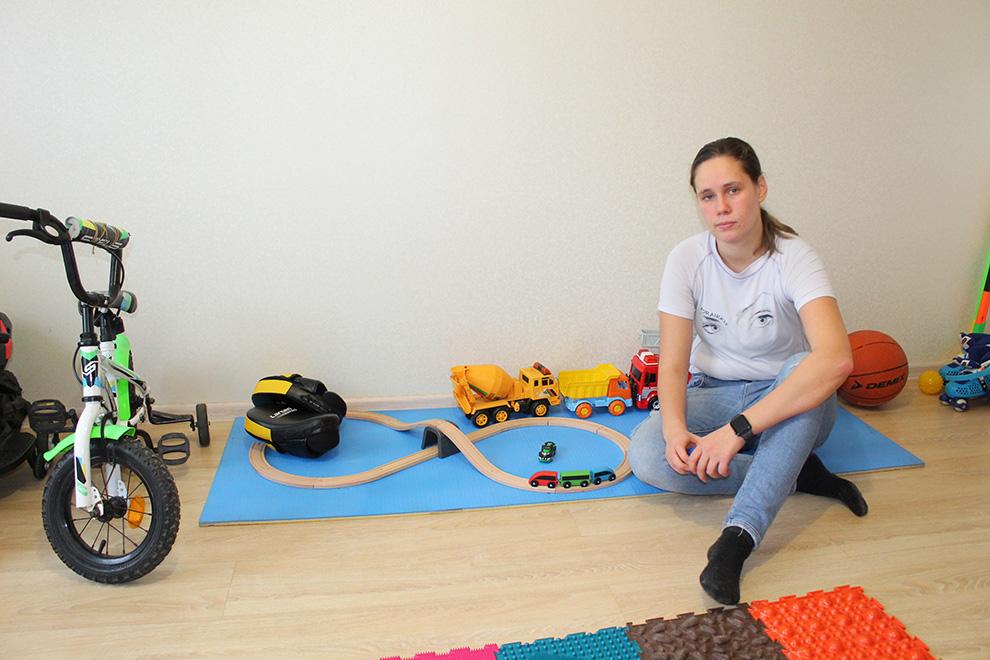 Мария надеется, что областной суд вернет ей детей.
