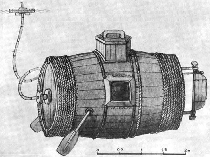 «Потаённое судно» Е. П. Никонова.