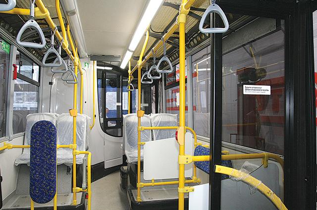 Создатели «Горожанина» постарались сделать его комфортным для пассажиров.