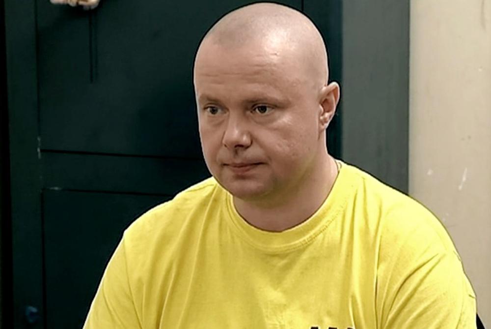 Владимир Чуприков в фильме «Трюкачи» (2008)