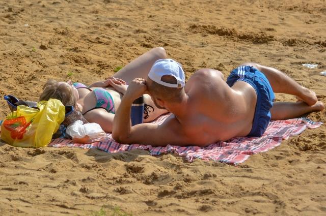 Ни один из пляжей не получил санитарно-эпидемиологическое заключение.   (