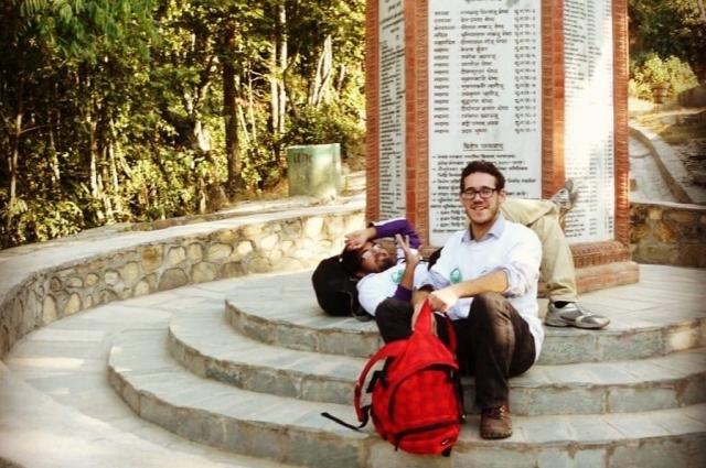 Путешествие в Непал в 2012 году в качестве гудсерфера.