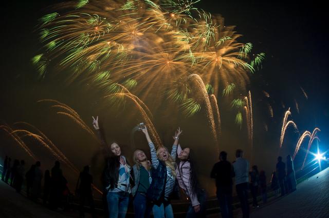Фото с фестиваля «Звездопад 2014».