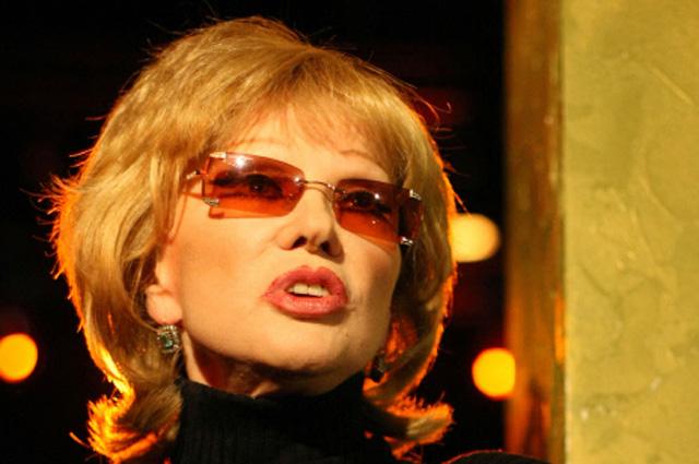 Людмила Гурченко. 2008 год
