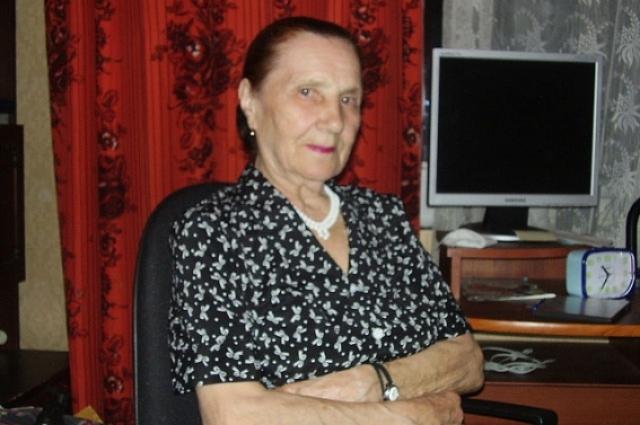 Екатерине Ефимовне Руденко 92 года. В годы войны трудилась в тылу под Калугой.