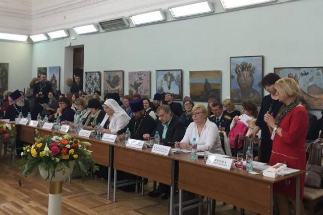 На круглом столе обсудили включение Пермского края в паломнический маршрут.
