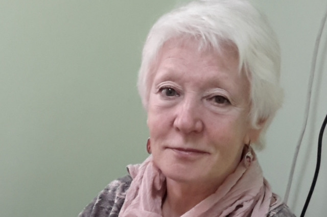 Нина Михайловна Костина.
